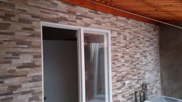 Foto Terminacion De Muros Interiores Mas Cambio De