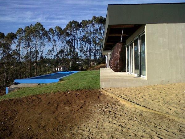 Foto terraza casa y jardin de eym spa 105392 habitissimo for Casa terraza y jardin