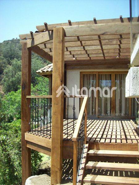Foto Terraza Con Pilares De 8 De Itamar Ltda 104900