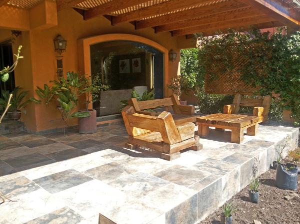 Foto vista 3 de constructora estibill ltda 102201 for Jardineros ltda
