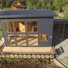 Construir casa 30 metros cuadrados, 5 metros de frente y 6 de largo.