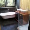 baño en obra