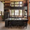 Cocina de loft