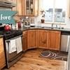Cocina de madera (antes)