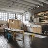 Cocina industrial remodelada