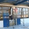 Colegio alonso enlucido de muros para aplicacion de pintura.