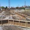 Foto: Construccion casa parcela