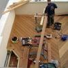 Otros Trabajos Construcción Galpón