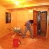 construcción pieza dormitorio.