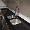 Instalación de lavaplatos,griferia