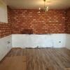 Instalación de teja rústica tipo batuco en muros