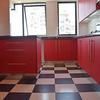 Implementar divisiones de muebles cocina y walk in closet