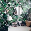 Remover papel decomural, empastar, lijar, sellar y pintar muros interiores cuánto vale el m2?