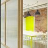Pintura y losa interior de edificación