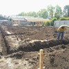 Preparación de terreno y canalización