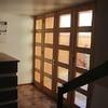 Instalación puerta conserjería edificio
