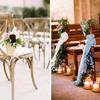 sillas boda rústica