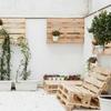 Implementacion de una terraza
