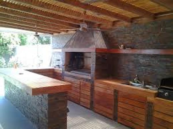 Cu nto es el precio para construcci n de quincho y for Los mejores techos de casas