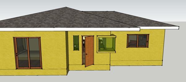 Cu nto cuesta construir una casa nuevo en ladrillo y for Cuanto cuesta una piscina de hormigon