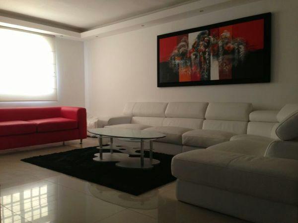 Cu nto cuesta la decoraci n completa de una casa con tres - Cuanto cuesta pintar un piso de 120 metros ...