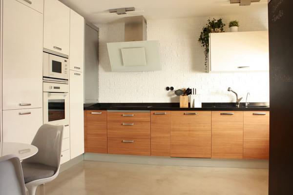 Cambio piso cocina - qué material recomiendan?