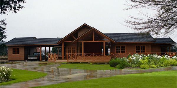 Como construir una casa de campo ideas de disenos for Como construir una casa de campo