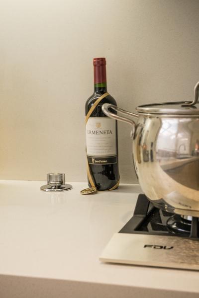 ¿Cómo eliminar la grasa residual que queda en toda la cocina?