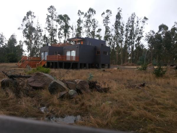 ¿Cuál es el precio para una casa similar a a esta en Quintero?
