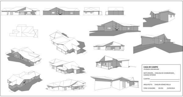 Cu nto me puede salir hacer un plano de una casa ya - Cuanto cuesta hacer una casa de dos plantas ...