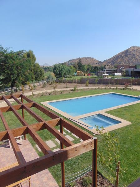 Cu l es el costo de construcci n de una piscina como esta for Costo para construir una piscina