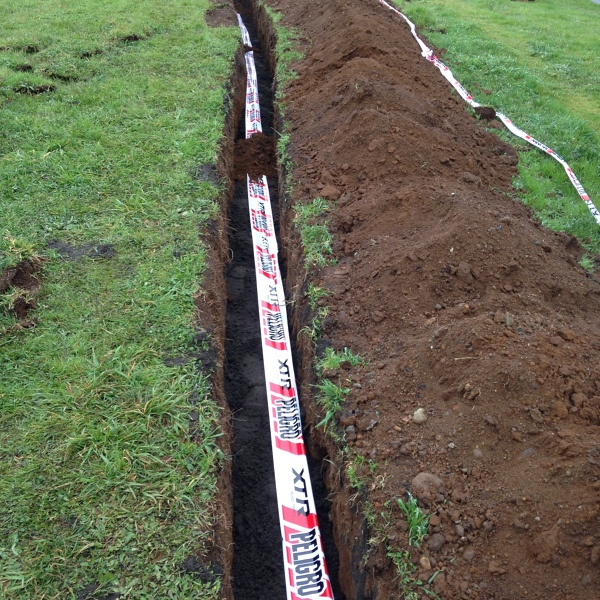 ¿Cuánto cuesta una excavación de un foso Terraplénes?