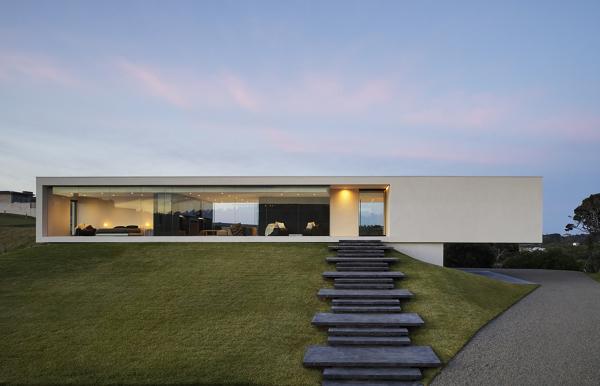 ¿Como lograr grandes luces para una fachada?