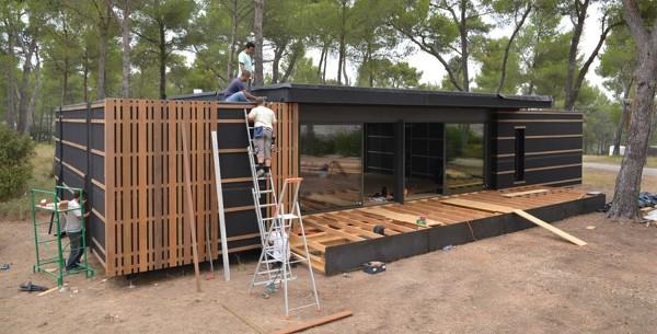 ¿Hay un proveedor de este tipo de construcciones en Chile?