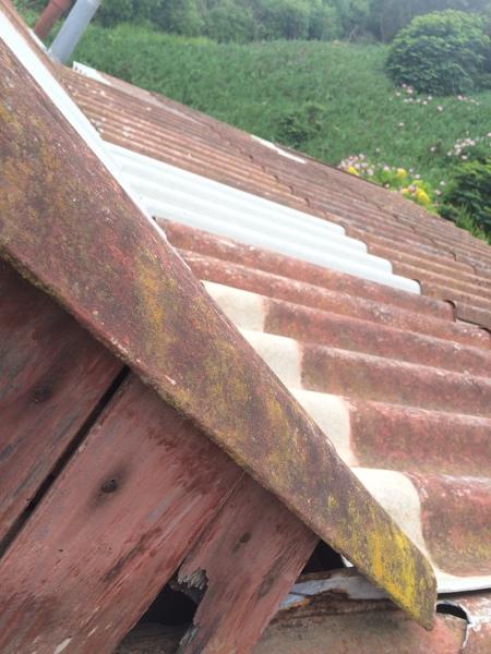 ¿Existe algún producto impermeabilizante para aplicar sobre planchas de pizarreño en techumbres?