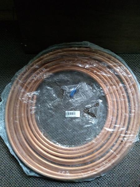 ¿Cuánto cuestan las tuberías de cobre flex?
