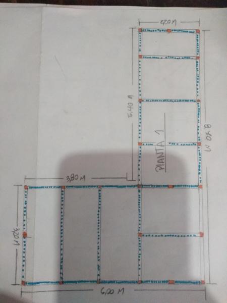 ¿Cómo hago la construcción de un segundo piso?