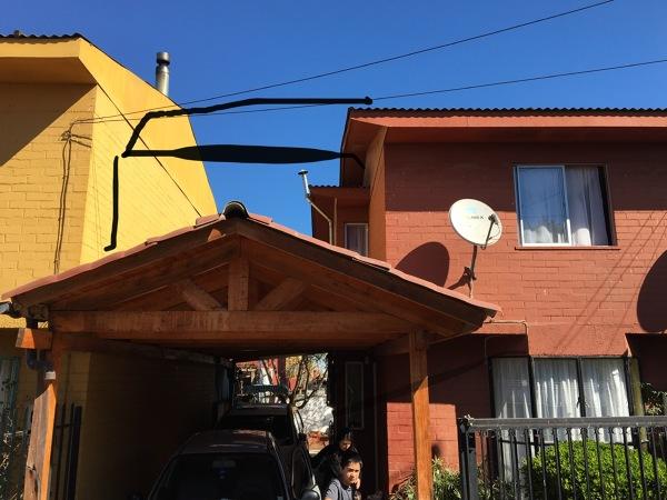 ¿Es posible hacer una ampliación entre dos casas?