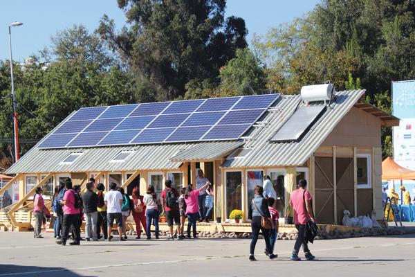 Me gustaría tener información de paneles y sobre el sistema fotovoltaico