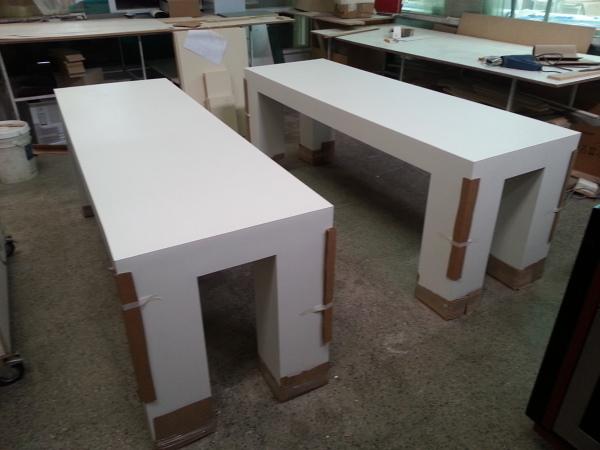 ¿Qué precio tienen estas mesas?