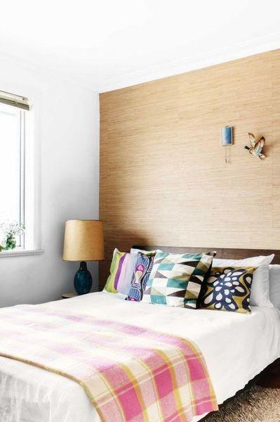 cunto cuesta revestir un muro de madera del dormitorio