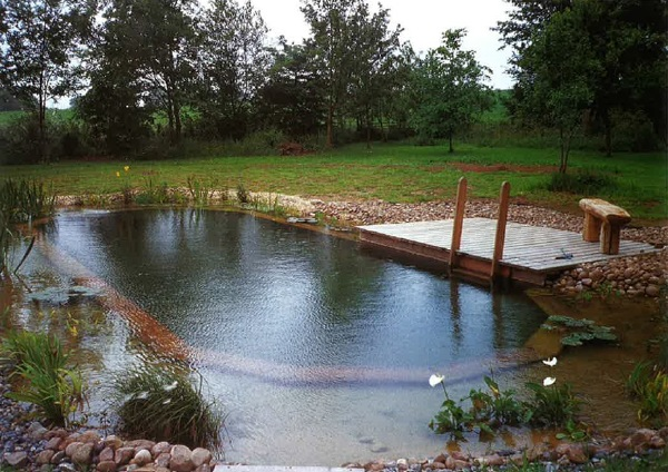 Cu nto sale una piscina natural habitissimo for Cuanto cuesta construir una piscina