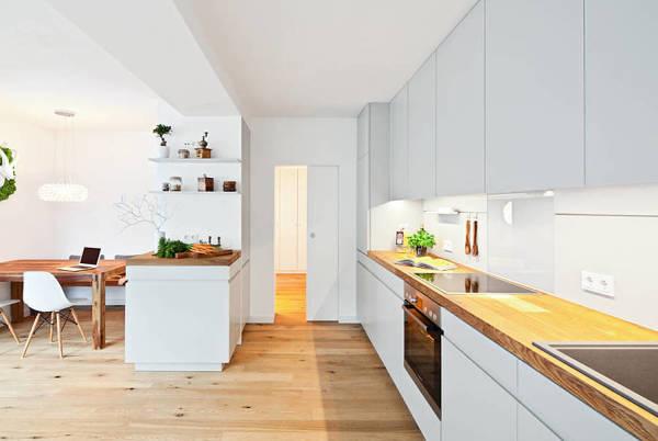 ¿cómo modernizar pisos del baño y la cocina?