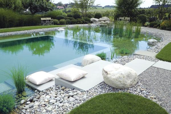 Cuánto cuesta una piscina natural? - Habitissimo