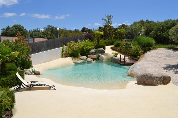 ¿Quién fabrica esta piscina?