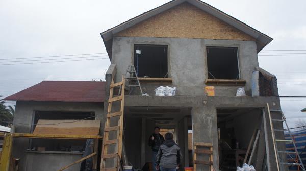 Quiero forrar mi casa con halgo para no pintar habitissimo - Presupuesto para pintar una casa ...