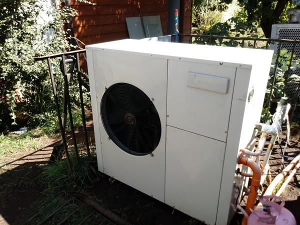 ¿Cuánto cuesta la reparación de una bomba de calor en Santiago?