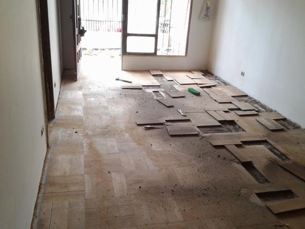 Qu presupuesto necesito para la reparaci n de este - Como reparar piso de parquet rayado ...