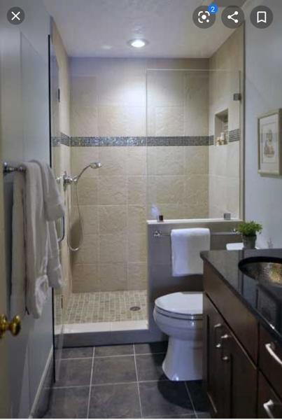 ¿Cuánto costaría la remodelación de un baño?