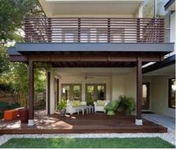 Cu nto costar a hacer terraza de 3 5 mt de ancho x 2 5 mt largo en fierro habitissimo - Construir una terraza ...